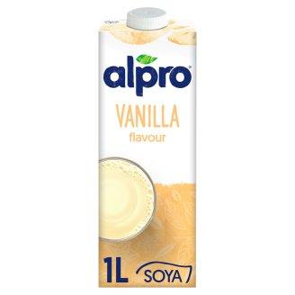 Alpro Sójový nápoj s vanilkovou příchutí 1l