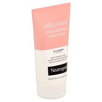 Neutrogena Visibly Clear Pink Grapefruit krémová čistící emulze 150ml
