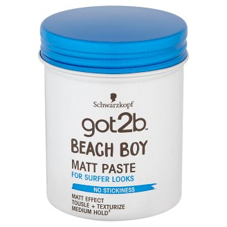 got2b Matt Hair Paste Beach Boy 100ml