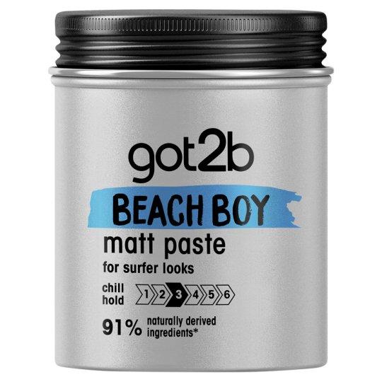 got2b Matt Paste Beach Boy 100ml