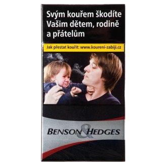 Benson & Hedges Black 100 cigarety s filtrem 20 ks