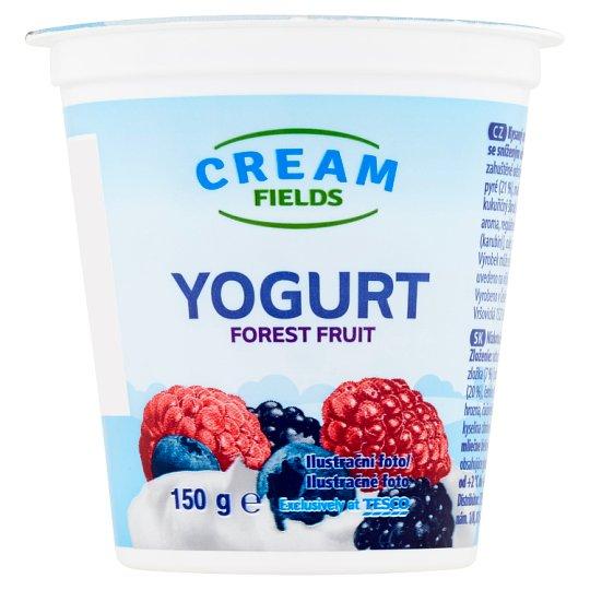 Cream Fields Jogurt s příchutí lesního ovoce 150g
