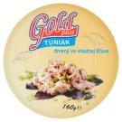 Gold Plus Tuňák drcený ve vlastní šťávě 160g