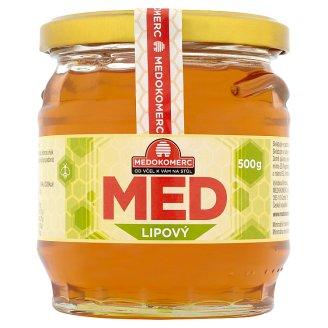 Medokomerc Lime Honey 500g