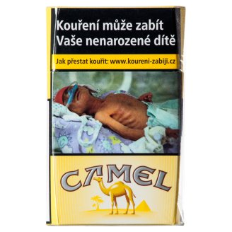 Camel Filters Cigarettes with Filter 20 pcs