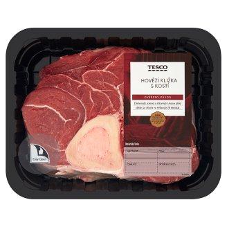 Tesco Čerstvé maso hovězí kližka s kostí