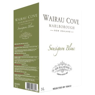 Wairau Cove Sauvignon Blanc víno bílé suché 3l