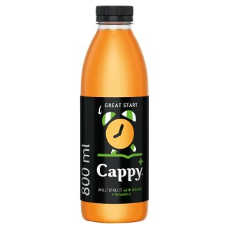 Cappy+ Multifruit 800ml