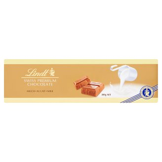 Lindt Swiss Milk Chocolate 300g