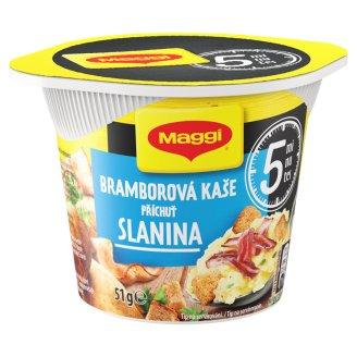 MAGGI 5 minutes Potato Slurry with Bacon Flavour 51g