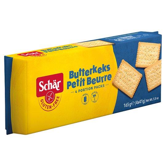 Schär Butterkeks sušenky máslové bez lepku 165g