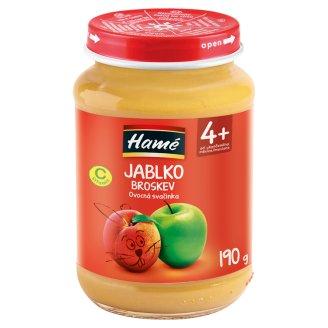 Cvrček Baby Food with Peaches 190g