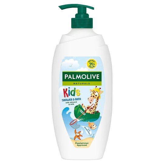 Palmolive Naturals Sprchový gel a pěna do koupele 750ml