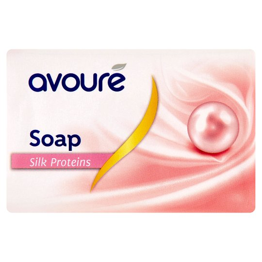 Avouré Soap Silk Proteins 100g