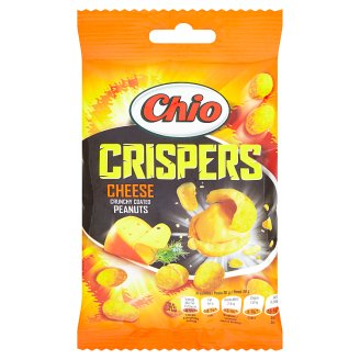 Chio Crispers Cheese arašídy loupané 65g
