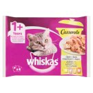 Whiskas Casserole Poultry Selection in Jelly 4 x 85g