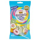 Tesco Candy Carnival Candy Lolly Mix 100g