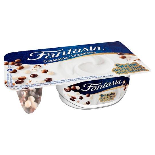 Danone Fantasia Chocolate Temptation Chocoballs 100g