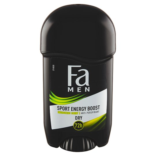 Fa Men Xtreme tuhý antiperspirant Sport Energy Boost 50ml