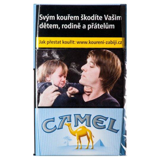 Camel Blue Cigarettes with Filter 20 pcs