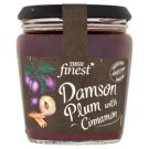 Tesco Finest Damson Plum with Cinnamon 340g
