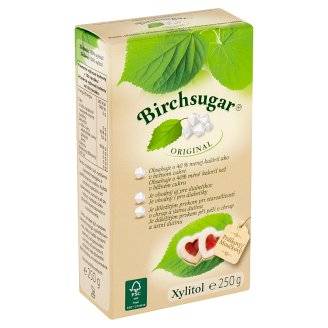 Birchsugar Original xylitol 250g