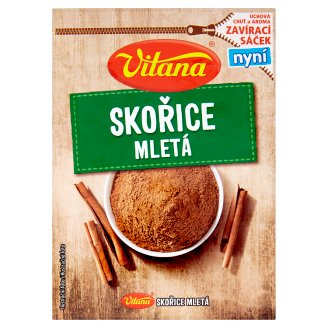 Vitana Ground Cinnamon 23g