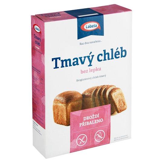 Labeta Speciál Gluten Free Dark Bread 500g