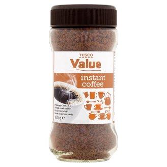 Tesco Value Instantní káva granulovaná 100g