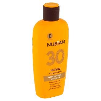 Nubian Mléko na opalování SPF 30 200ml