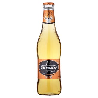 Strongbow cider med 330ml