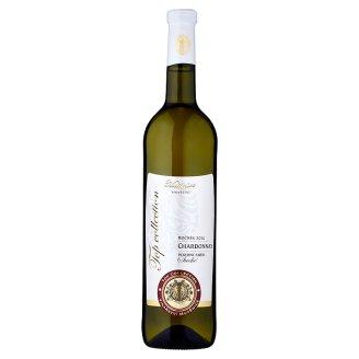 Vinařství Mutěnice Chardonnay jakostní víno s přívlastkem pozdní sběr suché bílé 0,75l