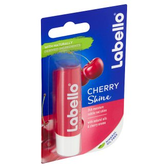 Labello Cherry Shine Caring Lip Balm 4.8g