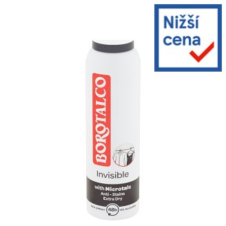 Borotalco Invisible deodorant 150ml