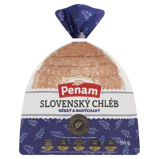 Penam Slovak Wheat-Rye Bread 350g