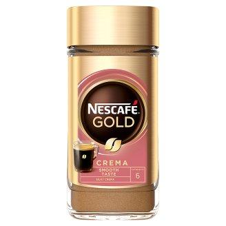 NESCAFÉ GOLD Crema, instantní káva 200g