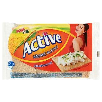 Bona Vita Active Crisp Graham Slices 15 pcs 105g
