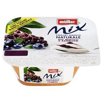 Müller Mix Blueberry & Elderberry 150g