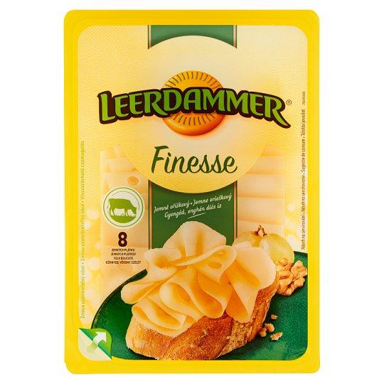Leerdammer Finesse Original 8 Fine Slices 80g