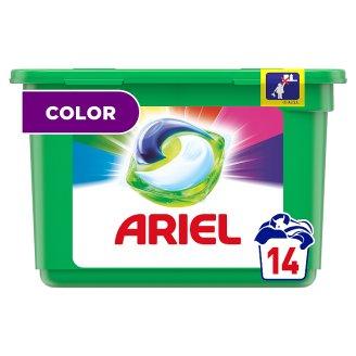 Ariel Color Kapsle Na Praní Prádla 3v1 14Praní