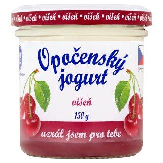 Bohemilk Opočenský jogurt Cherry 150g