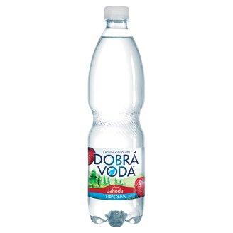 Dobrá voda Still Water with Strawberry Flavour 0.75L