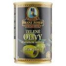 Kaiser Franz Josef Zelené olivy bez pecky ve slaném nálevu 300g