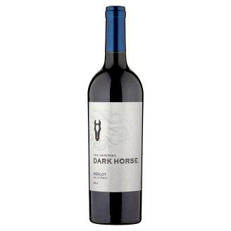 Dark Horse Merlot Red Dry Wine 750ml