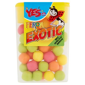 YES Exotic 16g