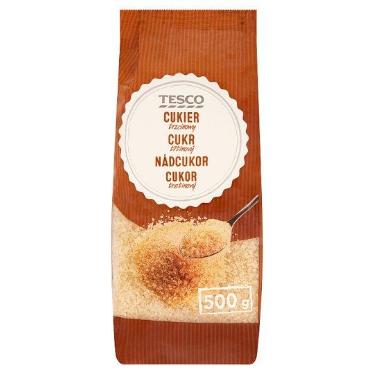 Tesco Cukr třtinový 500g