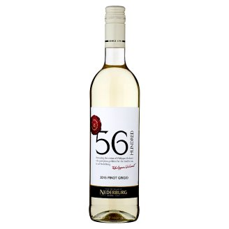 Nederburg 56Hundred Pinot Grigio polosuché bílé víno 750ml
