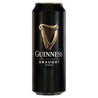 Guinness Stout Draught Beer 440ml