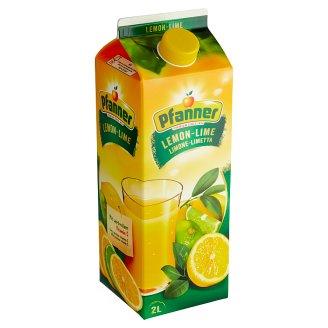 Pfanner Ovocný nápoj s chutí citrón-limetka 2l