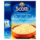 Riso Scotti Rice Parboiled 4 x 125g
